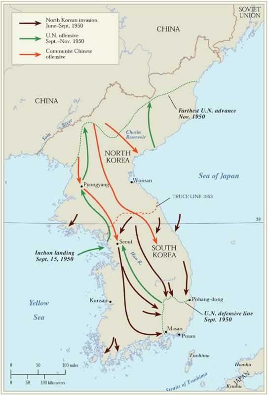 Learn Korean - In-Depth Look at the Korean War
